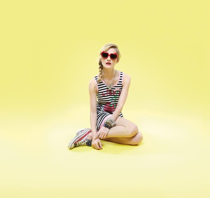 Pigiama Noidìnotte   Collezione Donna  Spring Summer 2012     #pigiama #nightwear