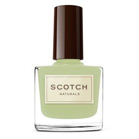 Nagellak op waterbasis Lichtgroen Scotch Naturals