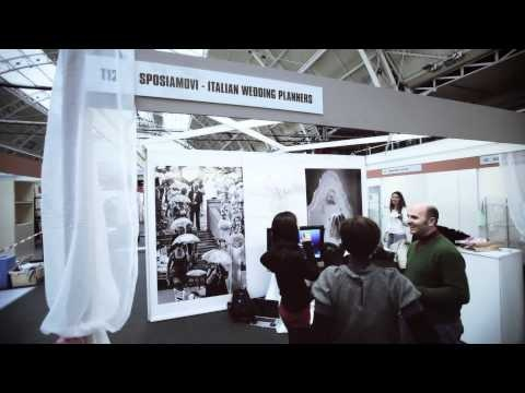Italian Wedding Planners at the Dolce Vita Show - London 2011.mov  by David Christian Lichtag