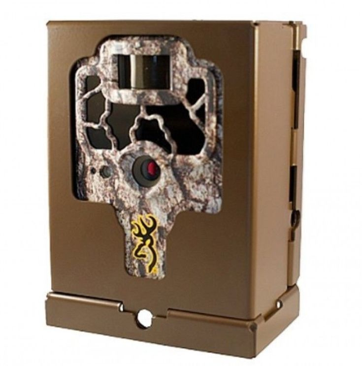 Bear Boxes For Hunting Camera Security Box Trail Camera Animals Surveillance NEW #BrowningTrailCameras