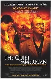 The Quiet American 2002 Movie Poster 27x40 Used Mathias Mlekuz, Rade Serbedzija, Michael Caine, Robert Stanton, Holmes Osborne, Tzi Ma, Brendan Fraser, Jeff Truman, Ferdinand Hoang