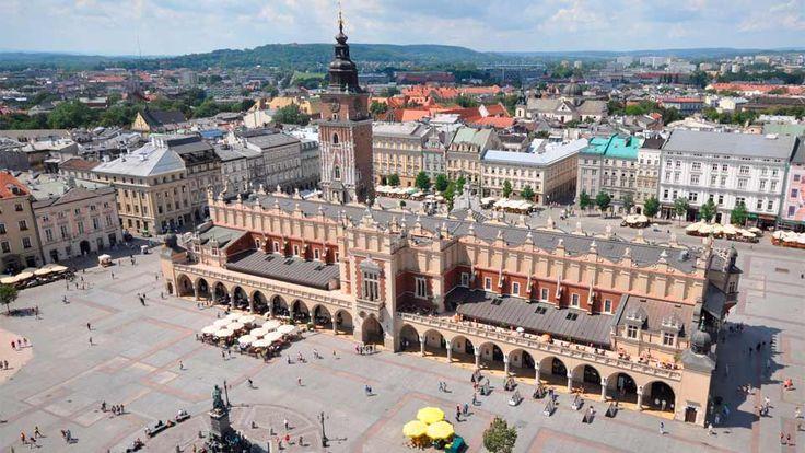 Cracovia | Poland | Madrileños por el Mundo | Telemadrid  http://www.telemadrid.es/mxm/madrilenos-por-el-mundo-cracovia