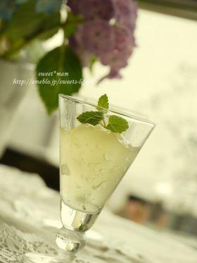 「はちみつレモンゼリー」satomi*   お菓子・パンのレシピや作り方【corecle*コレクル】
