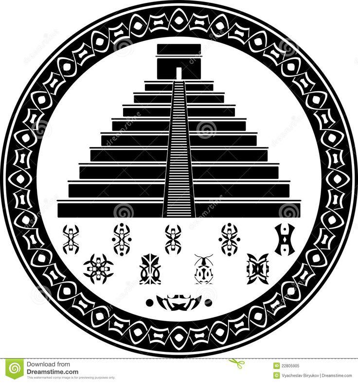 17 Mejores Ideas Sobre S 237 Mbolos Mayas En Pinterest Maya Tatuajes Mayas Y S 237 Mbolos