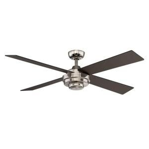 Liquid Nickel Ceiling Fan