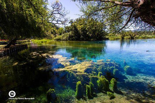 Il lago di Posta Fibreno visto da diverse angolazioni e da diversi orari, un'altra delle tante bellezze che ci offre la Val Comino... - ph. di Tonino Bernardelli