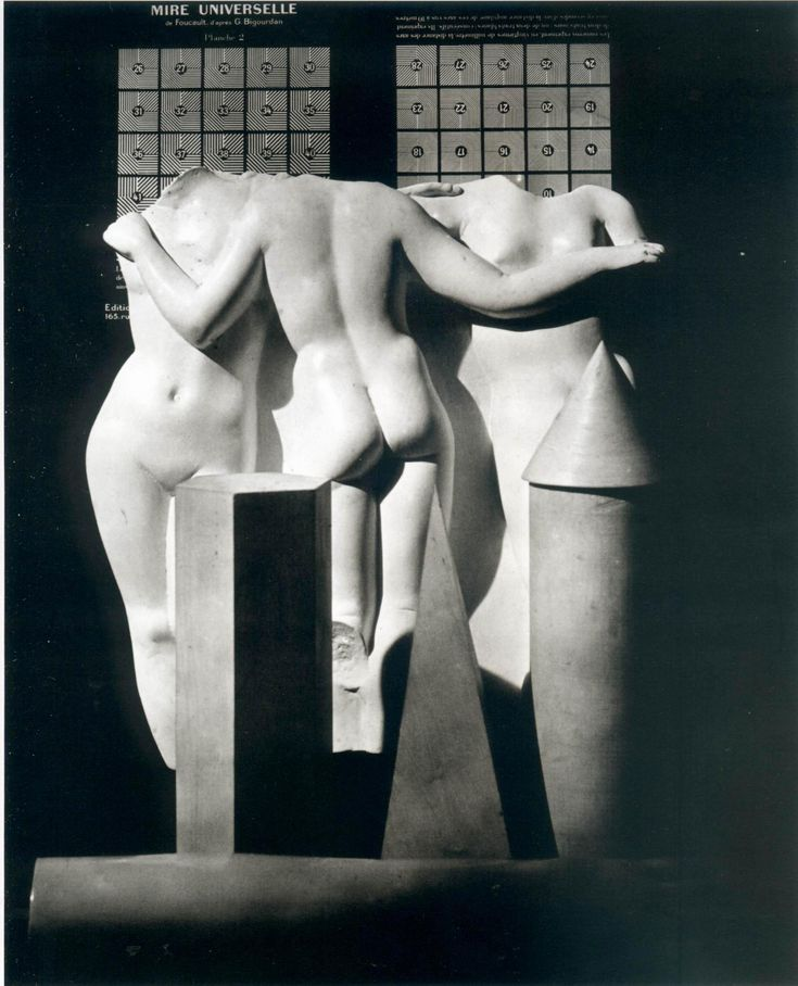 Man Ray - Photography - Surrealism - Untitled,1936 Man Ray : More At FOSTERGINGER At Pinterest ♍️