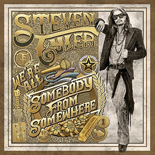 A highly anticipated first solo country album from Steven Tyler, the voice of rock band Aerosmith. His first single, Love Is Your Name, hit number one on the Billboard Country Streaming Songs chart.