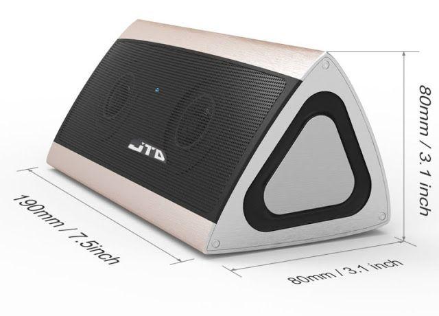 rogeriodemetrio.com: Portátil sem fio Bluetooth Speaker W 3D Stereo Sur...