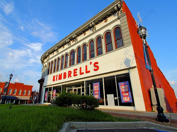 Kimbrell S Furniture At The Top Of Thehill In Chester