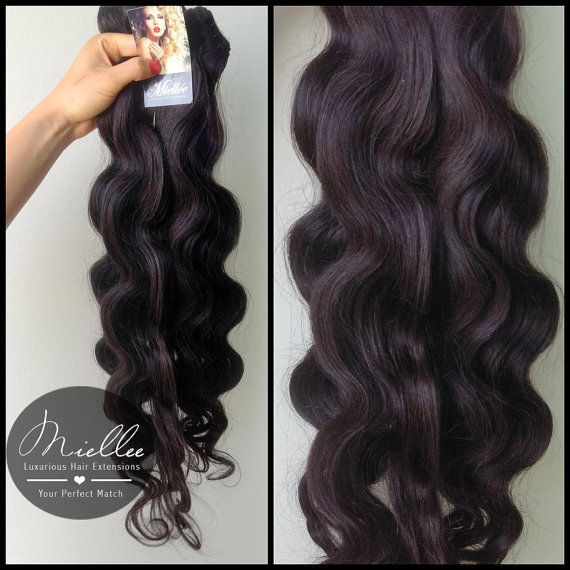 Clip In Hair Extensions / Virgin Brazilian Hair / by MissMiellee