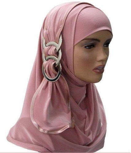 Fancy-rings-Hijab-head-wear-cover-scarf-Islamic-dress-Muslim-lycra-buy-3-get-4