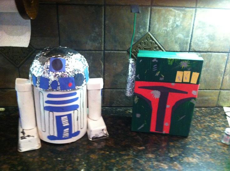 boy valentines boxes nothing says love like star wars boys valentine box