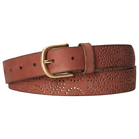Buy White Stuff Punch Out Detail Belt Online at johnlewis.com