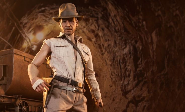 Details On Indiana Jones Temple Of Doom Figure