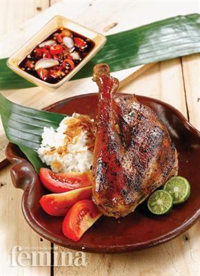 Femina.co.id: Ayam Bekakak