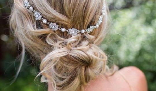 Όμορφα μαλλιά για όμορφες νύφες