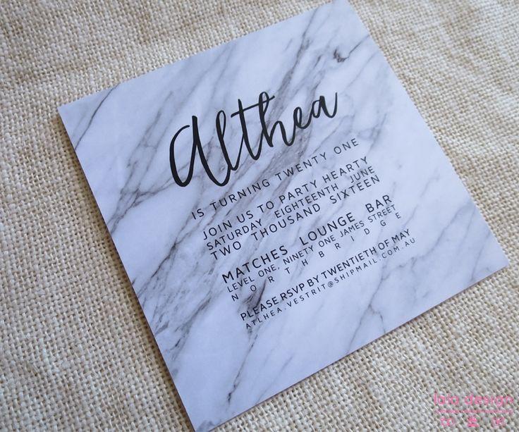 Althea 21st