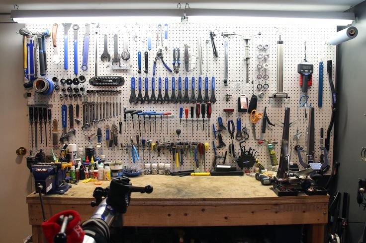 Home Workshop Series – Part 1: How To Build A Home Workshop To Match Your Skills...............invest in a quality rollaway tool box to keep down the clutter.