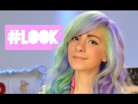 Peinado de Estrella de Hollywood - #LOOK - YouTube