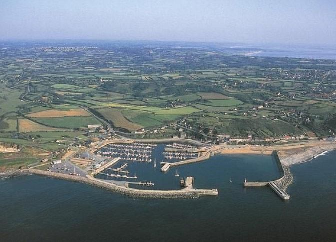 Port Diélette - Flamanville - La Hague