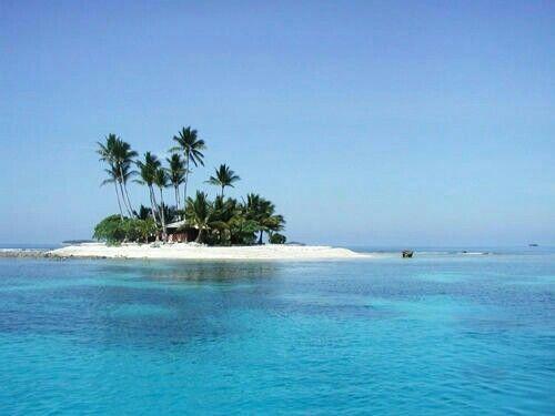 A jeep island / Micronesia