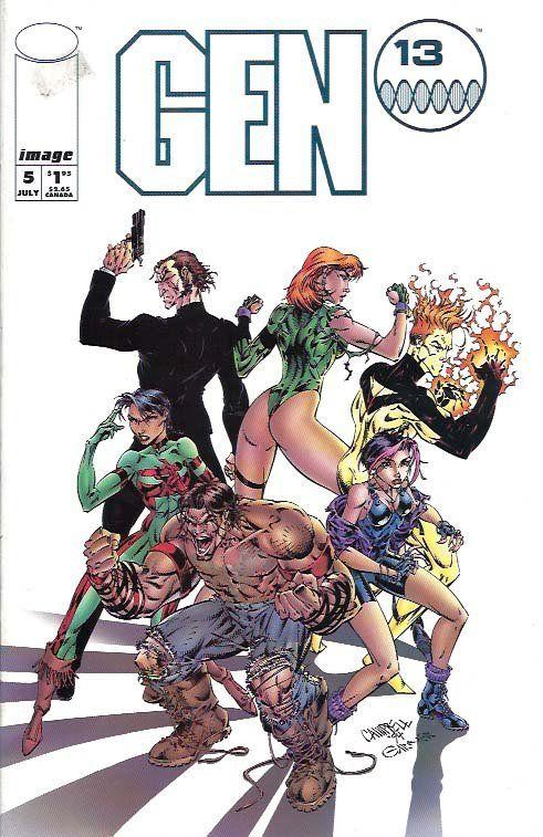 Gen 13 (2st Series) 5    Boeken / Comics, Comics, Gen 13, Gen 13 (2nd Series) www.detoyboys.nl