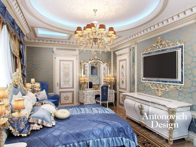 Bedroom Design With Tv