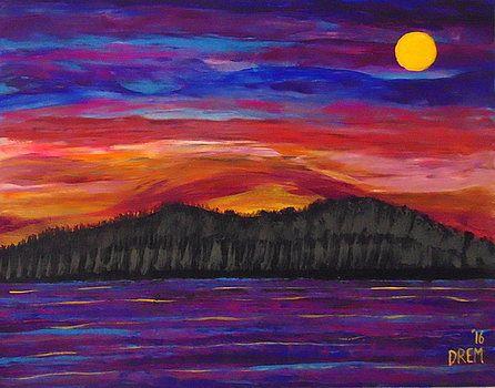 Powert of the Sun and Moon by David Manicom