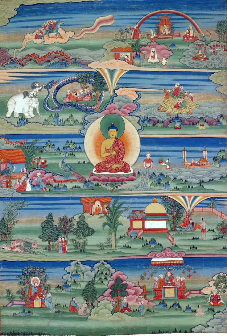 Buddhist Stories At The Art  Google Search