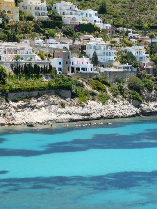 Moraira-- our next holiday