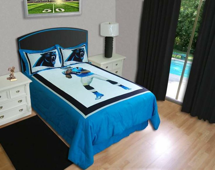 23 best carolina panthers rooms & (wo)man caves images on pinterest