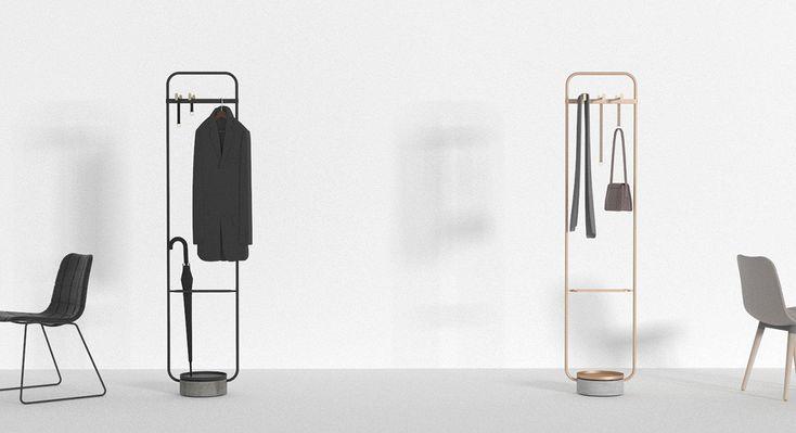Offecct lanserar klädhängare