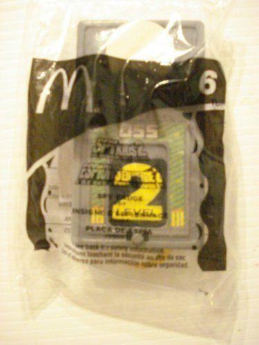 McDonald's 2001 Spy Kids 2 Spy Badge Toy #6