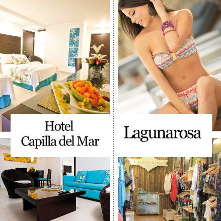 HOTEL CAPILLA DEL MAR y LAGUNAROSA http://www.inkomoda.com/recomendados-inkomoda/