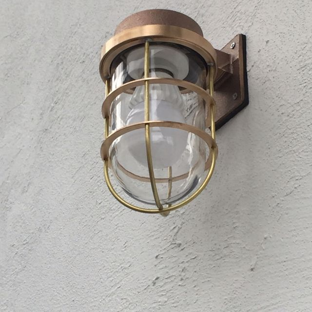 マリンランプ/照明/真鍮/玄関/入り口のインテリア実例 - 2015-04-30 17:57:35 | RoomClip(ルームクリップ)