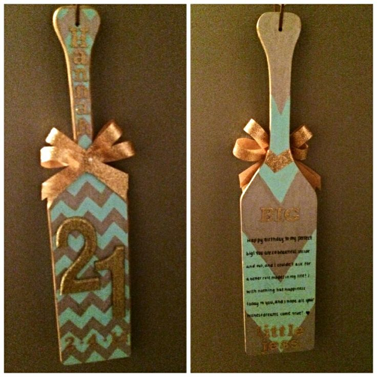 craft ideas for burlap 21st birthday paddle sorority paddles 21st 3820