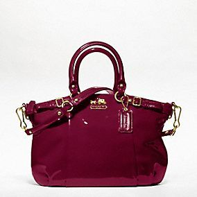 The next Coach bag on my wish list :o)