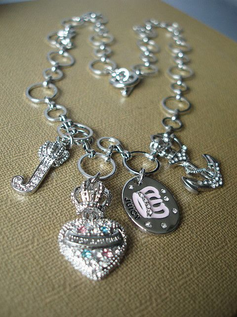 juicy coutour jewelry | Juicy Couture jewelry necklace 108662w | Flickr - Photo Sharing!