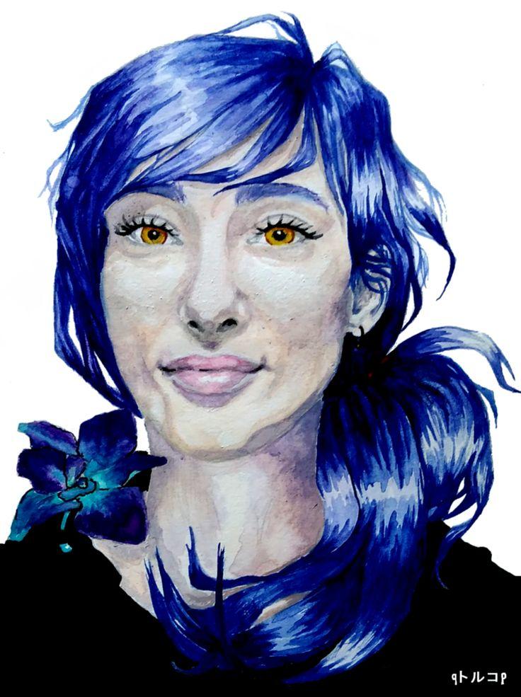 Toruko - chan by qTORUKOp