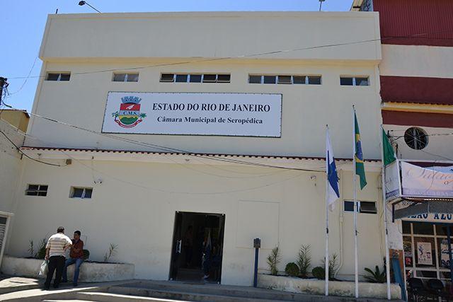 JUSTIÇA DETERMINA EXONERAÇÃO DE SERVIDORES DA CÂMARA MUNICIPAL DE SEROPÉDICA