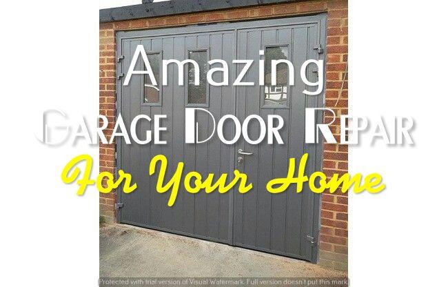 Programmable Garage Door Opener Garage Doors Door Repair Garage Door Repair