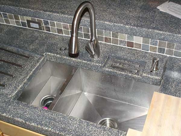 Image Of Kitchen Sink Pipe Problems Magnificent Kitchen Sink ...