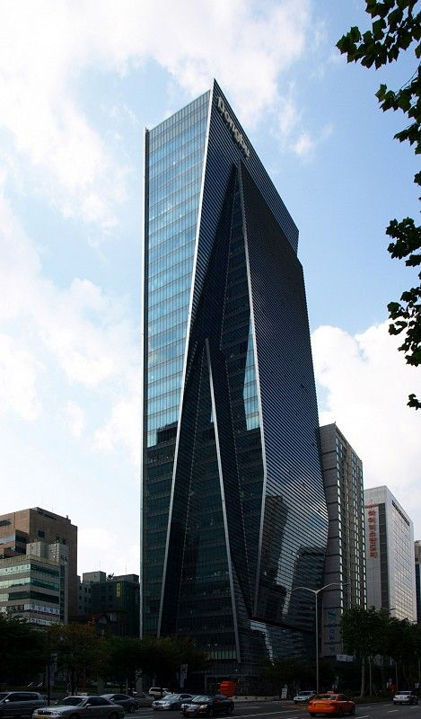 Dongbu Finance Building - The Skyscraper Center