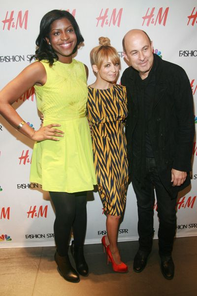 Nicole Richie attends Fashion Star event at H
