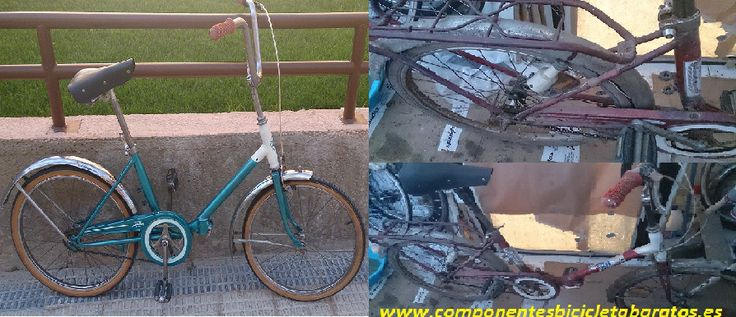Más vale esta imagen que todo lo que podamos decir. Propiedad de Componentes Bicicleta Baratos en Zaragoza.