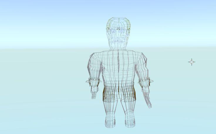 Clash Clans 3D Blend - 3D Model