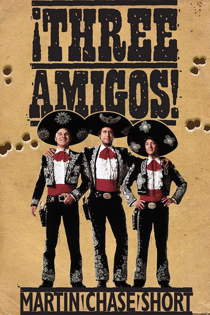 three amigos itunes poster three amigos pinterest