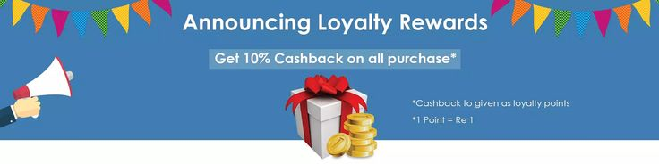https://flic.kr/p/T2zjCA | Loyalty Rewards | www.hidekraft.com/ We bring to you loyalty rewards in the form of cash back points that can be redeemed whenever you make a purchase from our store.