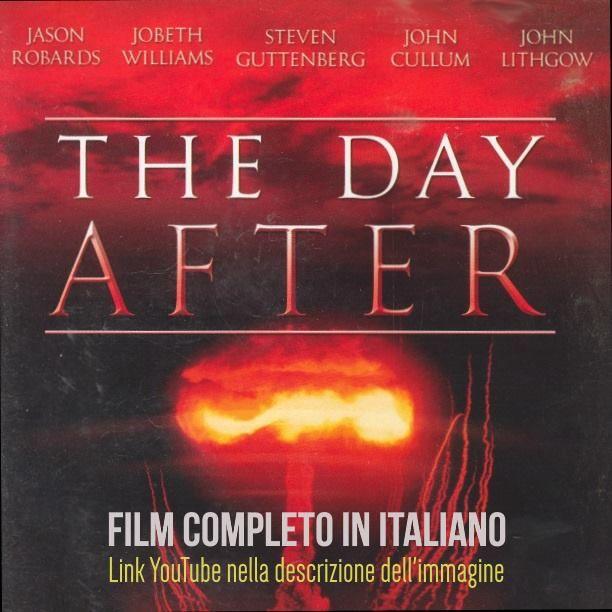 The Day After [Film Completo]: https://www.youtube.com/watch?v=rtW0rK0_VEc&list=PLXaYyxQb69ea3Pey-WsqT1_cT_QxLxahU - Scarica gratuitamente Obiettivo Fertilità: http://fertilita.info #Film #FilmCompleti #Documentari